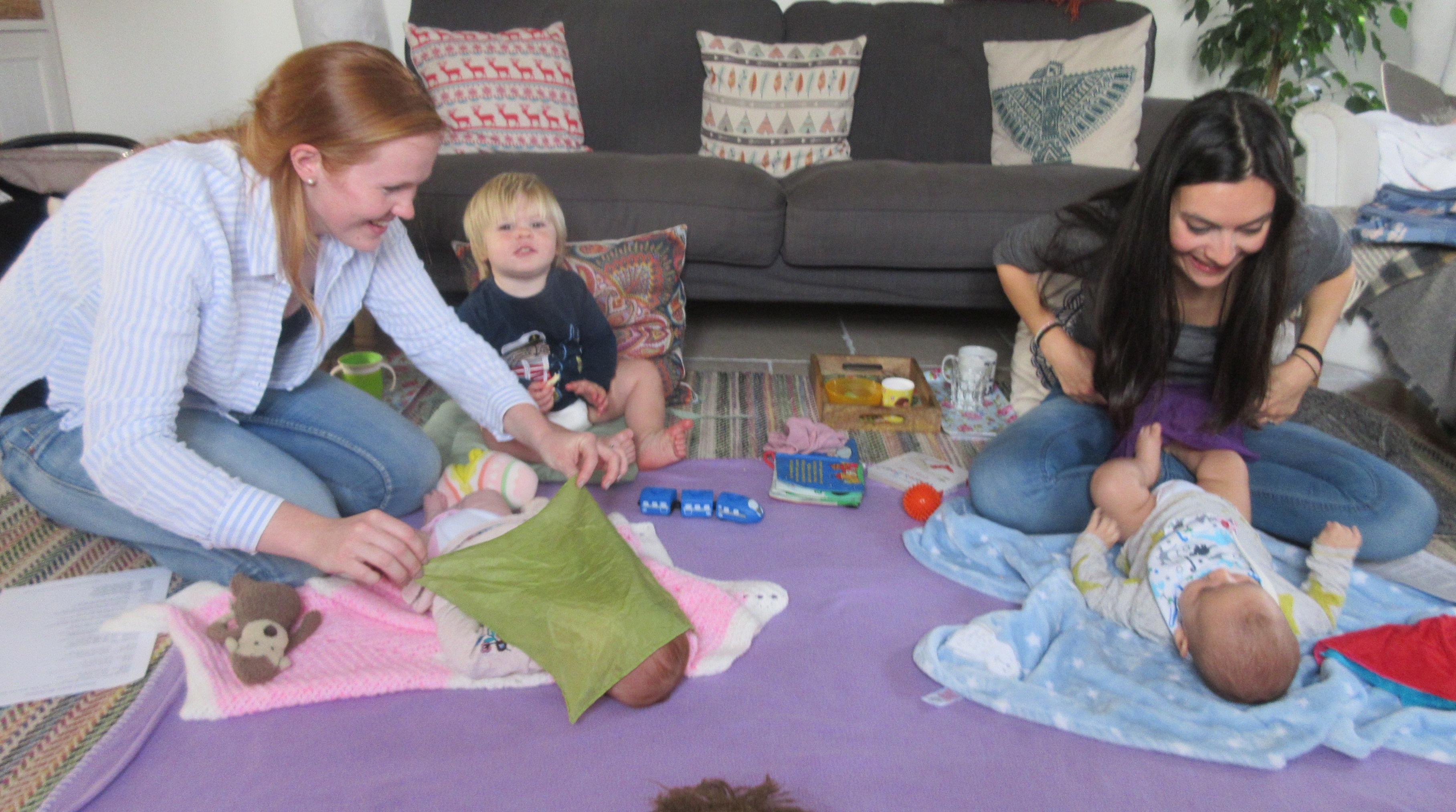 Blissful Bébé Sibling Workshop